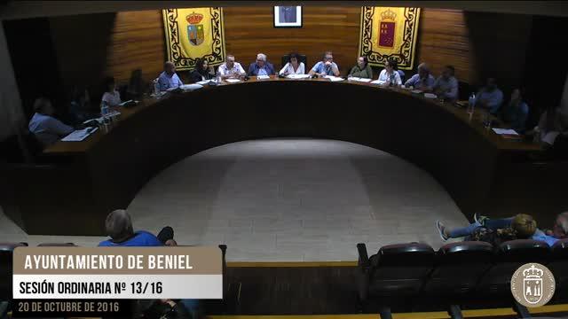Ayuntamiento de Beniel