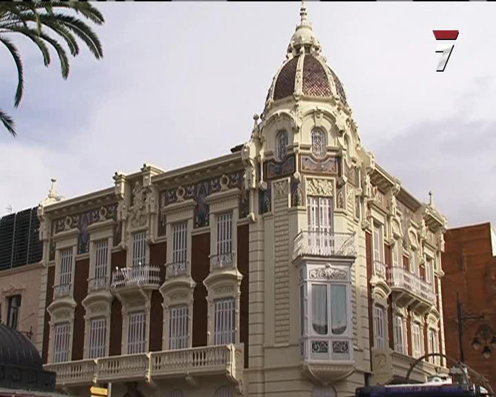 Palacio de Aguirre - Región de Murcia Digital